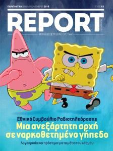 REPORT #3 (Νοέμβριος 2016)