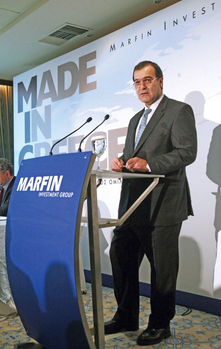 Ανδρέας Βγενόπουλος: Τα σκάνδαλα του «Ρομπέν των μικρομετόχων»