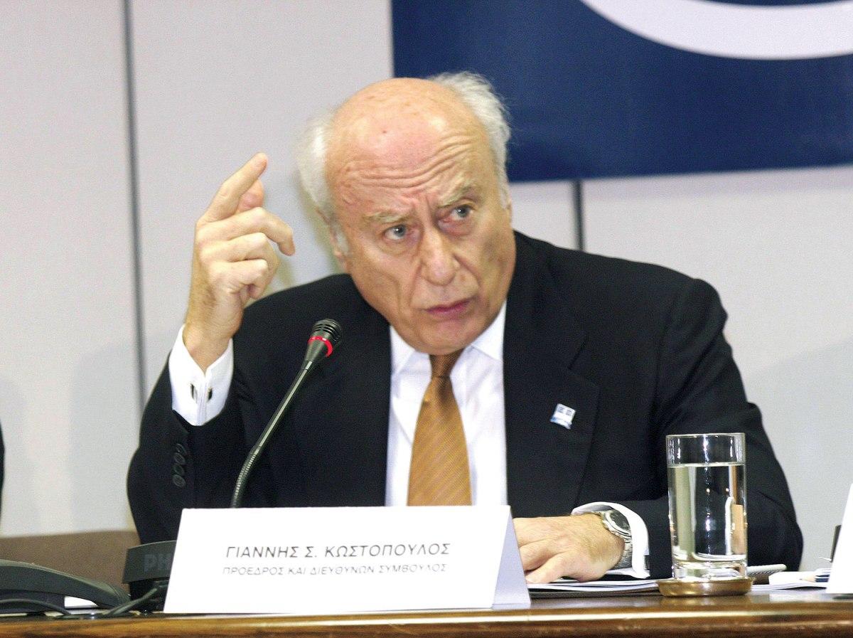 Γιάννης Κωστόπουλος: Ο επίμονος τραπεζίτης