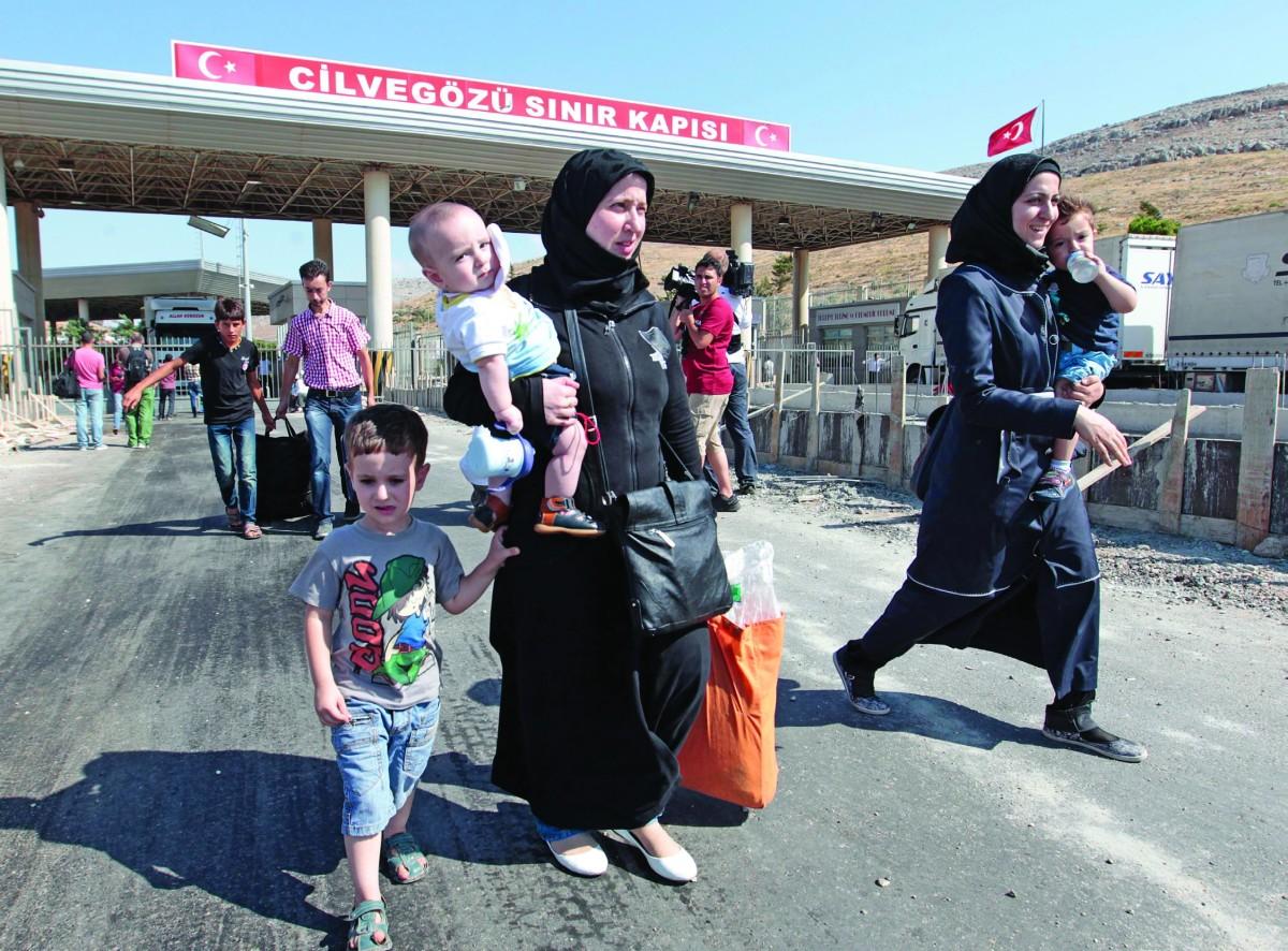 Η Τουρκία και οι πρόσφυγες: Μια αποθήκη ψύχων ως διαπραγματευτικό όπλο